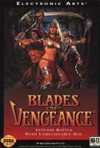 Blades of Vengeance обложка