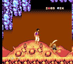 Вселенная Джина в Aladdin 4