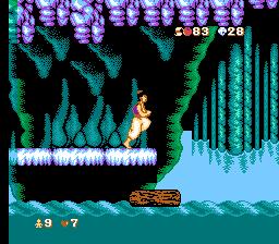 Глубины пещеры Aladdin 4