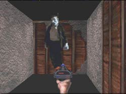Escape from Monster Manor на 3DO
