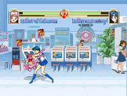 Pretty Soldier Sailormoon на 3DO