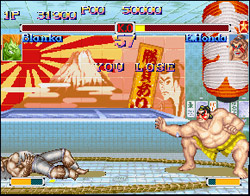 кадры из Super Street Fighter II Turbo